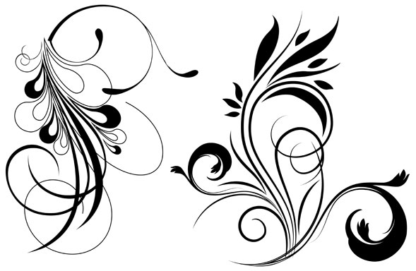 Free-Floral-Vector-Graphics-Brushes