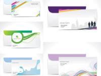 5-Simple-Envelope-Design-Vector-Template