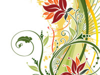 Fashion-Floral-Background-Vector-Illustration