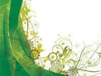 Free-Green-Vector-Summer-Background