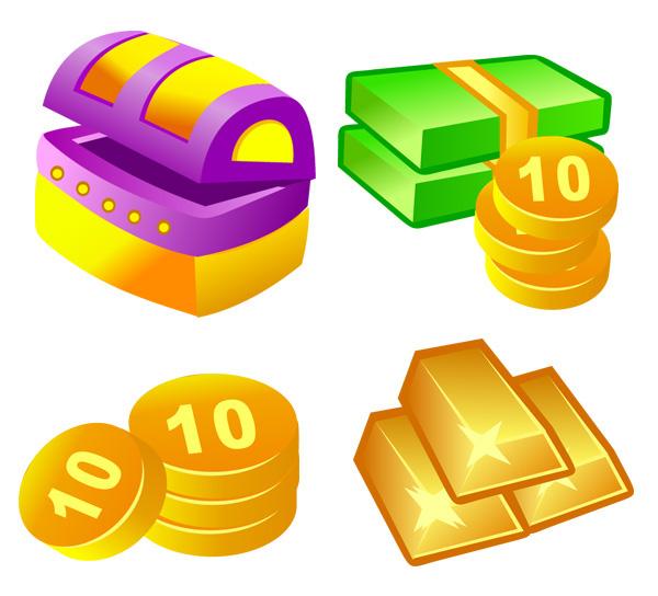 Free-Vector-Money-Design