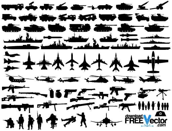 Military-Vector-Clip-Art