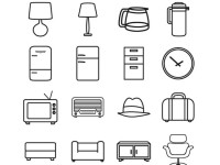 Minimal-Retro-Icon-Pack