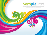 Rainbow-Floral-Swirls-Vector-Art