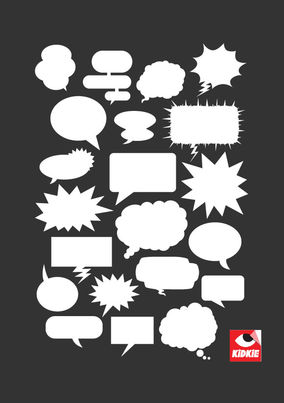 Speech-Balloon-Vector-Pack