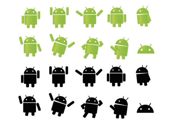 Android Robot - Free Vector Site | Download Free Vector ...  Android Robot -...