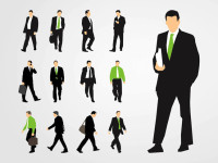 Businessmen-Graphics