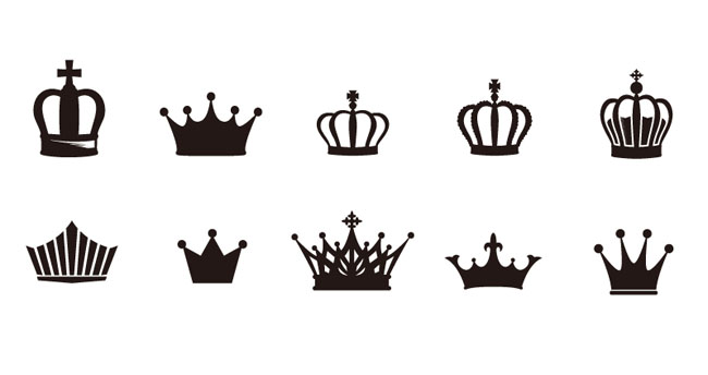 Crowns-Vector