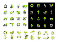 Environmental-Protection-Icon-Set-Vector-Graphics