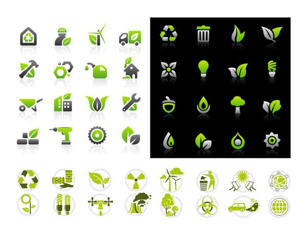Environmental-Protection-Icon-Set-Vector-Graphics