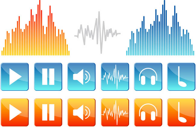 Music-Sound-vector-icons