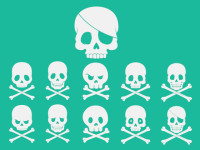 Skulls-Crossbones-Vector