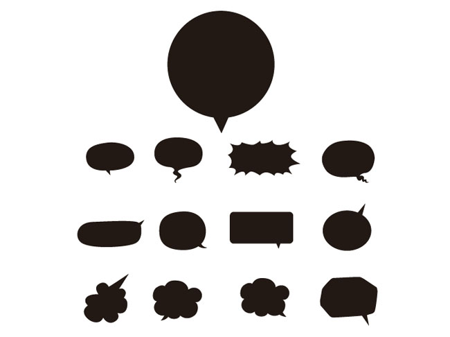 Speech-Bubbles-Vector