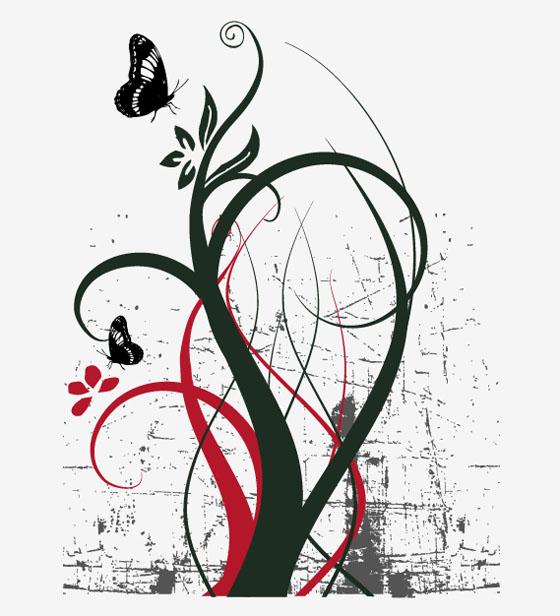 Vector-Ornament-Tree