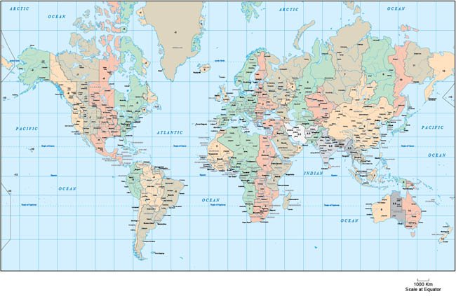 World map time zones vector free vector site download free others world map time zones vector gumiabroncs Image collections