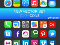 iOS-7-Vector-Icons-Set