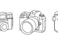 Camera-Vectors