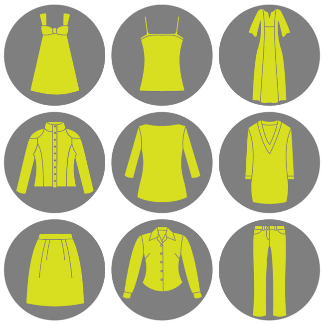 Clothes-Icons