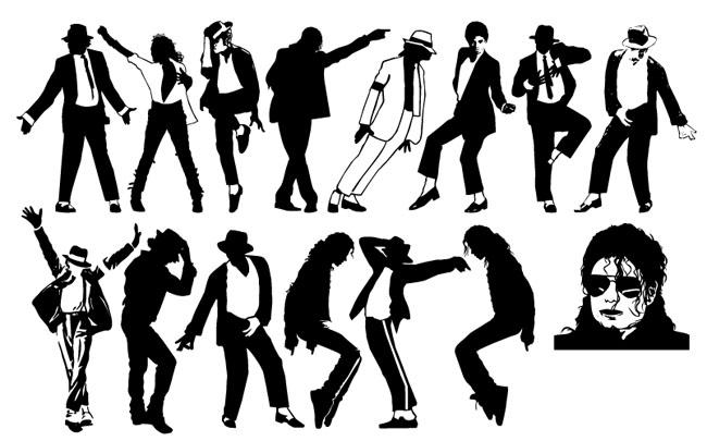 Michael-Jackson-Dancing-Silhouette-Pack