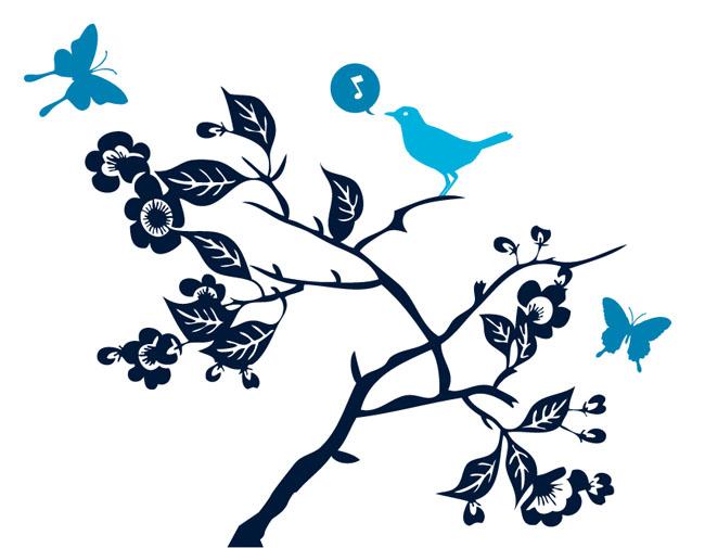 Singing-Bird-Vector