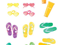 Summer-Stuff-Vector-Icons
