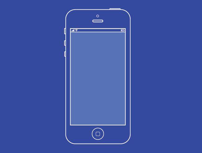 iPhone 5 blueprint - Free Vector Site | Download Free ...