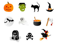 11-Halloween-themed-icons