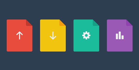 Flat-File-Icons