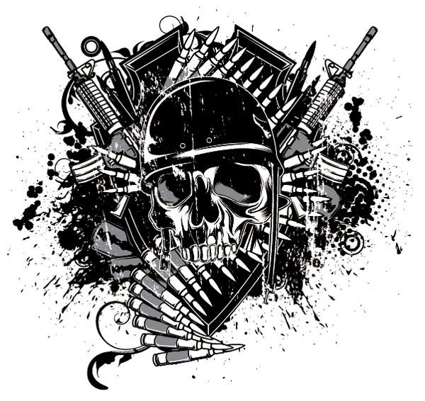 Free-Skull-Vector
