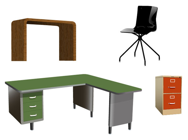 Office-Furniture-Vector-Graphics