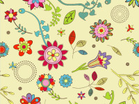 Retro-Seamless-Pattern-Vector