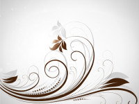 Swirl-Floral-Abstract-Vector-Background