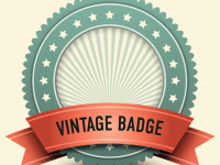 Vintage-Badge-Vector-Graphic