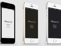 iPhone-5S-Psd-Vector-Mockup