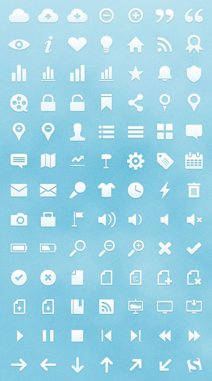 91-Free-Vector-Web-Icons