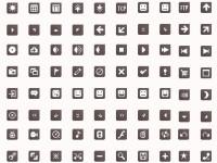 Bitcons-pixel-icon-set