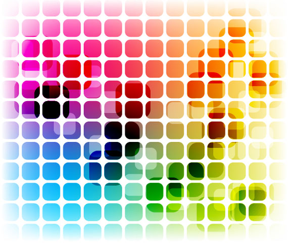 Colorful Design Abstract Background Vector Graphic  Free Vector Site