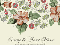 Beautiful-floral-pattern-background