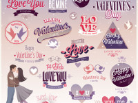 Romantic-Valentine-s-UI-Elements-Vector-Set