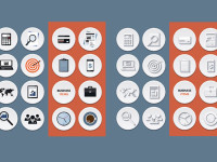 16-Business-Related-Round-Vector-Icons