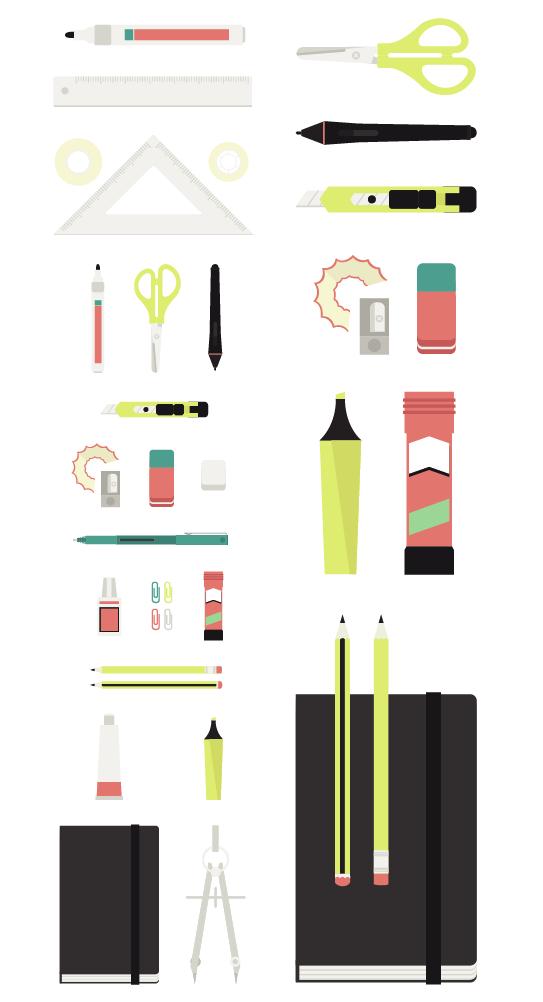37-Flat-UI-Tool-Elements