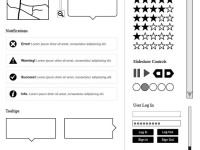 Vector-Simplified-Wireframe-Kit