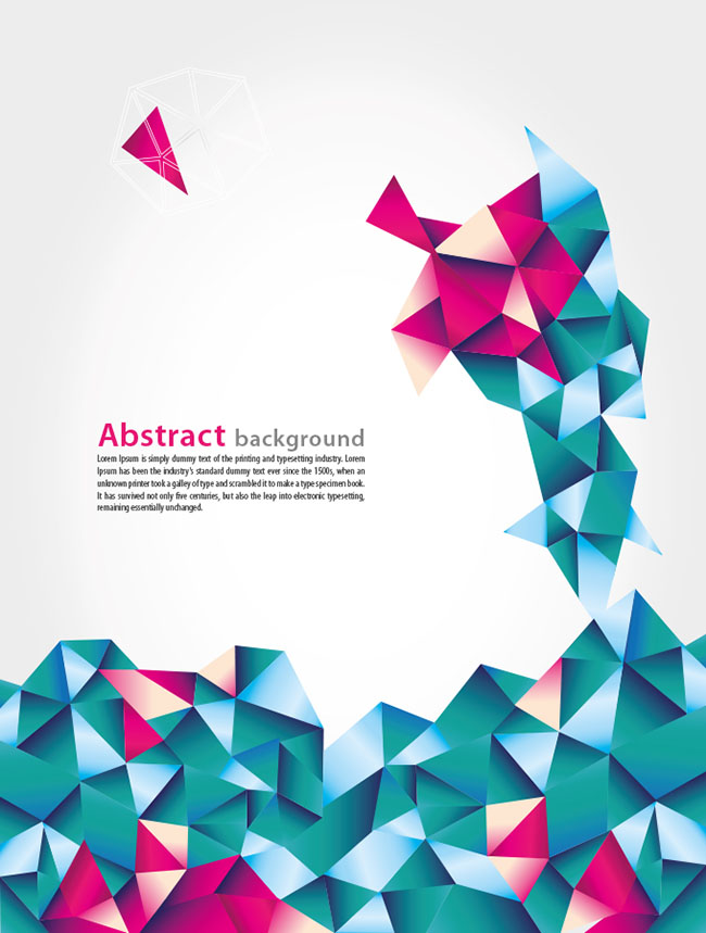 abstract background vector - photo #39