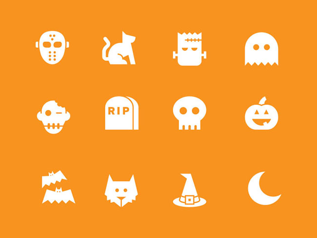 Free 12 Halloween Icons - Free Vector Site | Download Free Vector ...