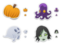 16-Spooky-Stickers