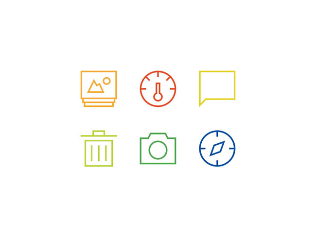 20-Compass-Icon-Set