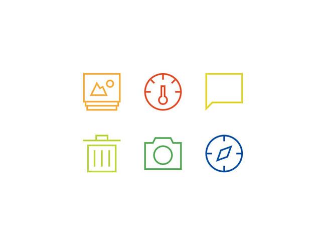 20-Compass-Icon-Set