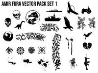 Amir-Fura-Vector-Pack-Set-1
