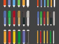 Set-of-Pens-&-Pencils