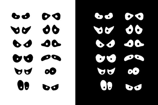 Spooky-Eyes-Vectors